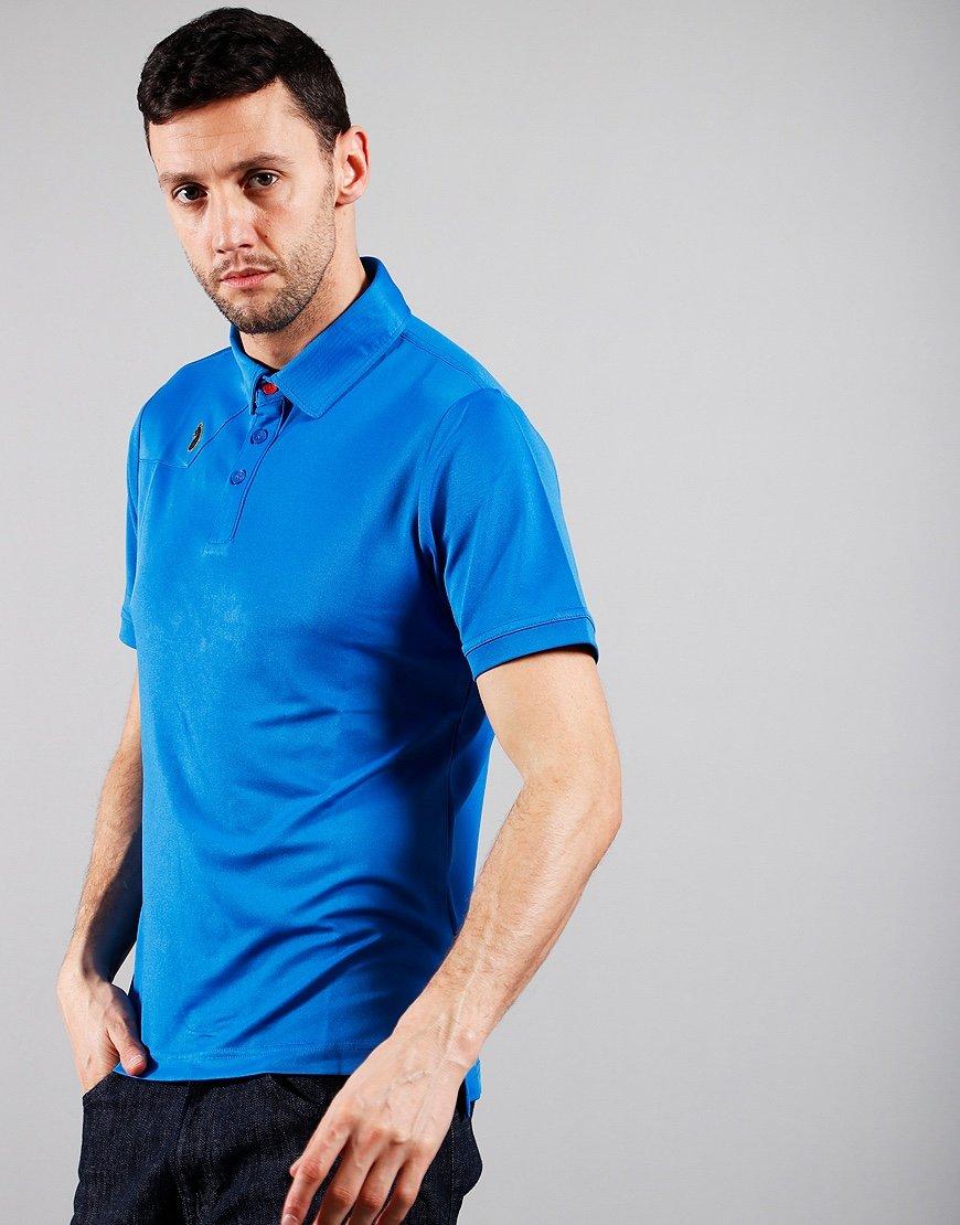 Luke 1977 Chandlers Polo Shirt Marine Blue