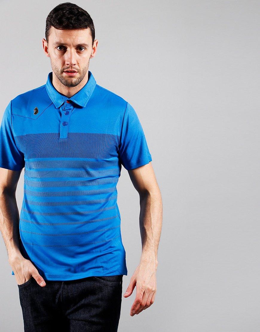 Luke 1977 Eastoe Polo Shirt Marine Blue