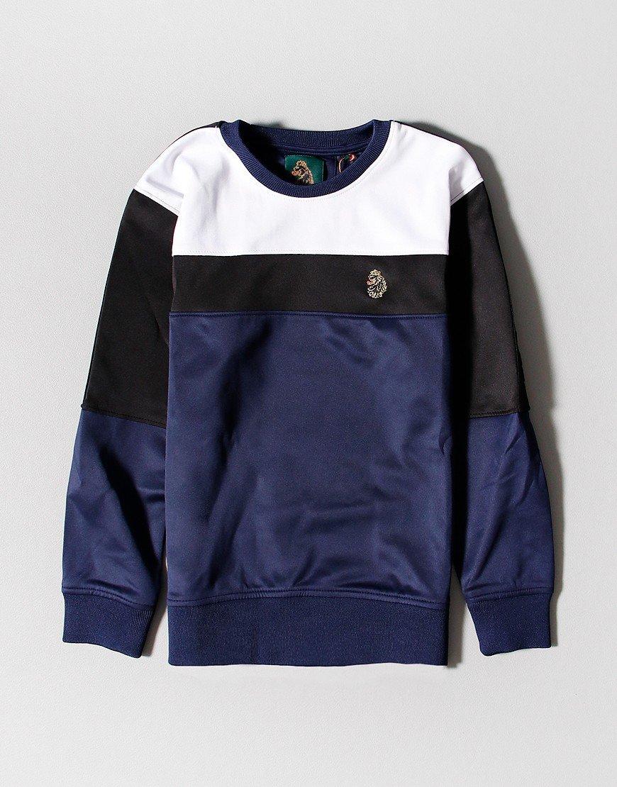Luke 1977 Kids Loki Sweatshirt Navy