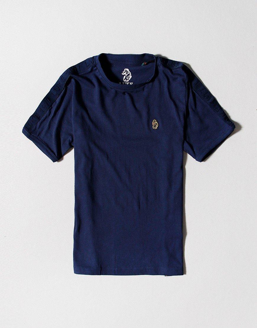Luke 1977 Kids Tape Trouser T-shirt Navy