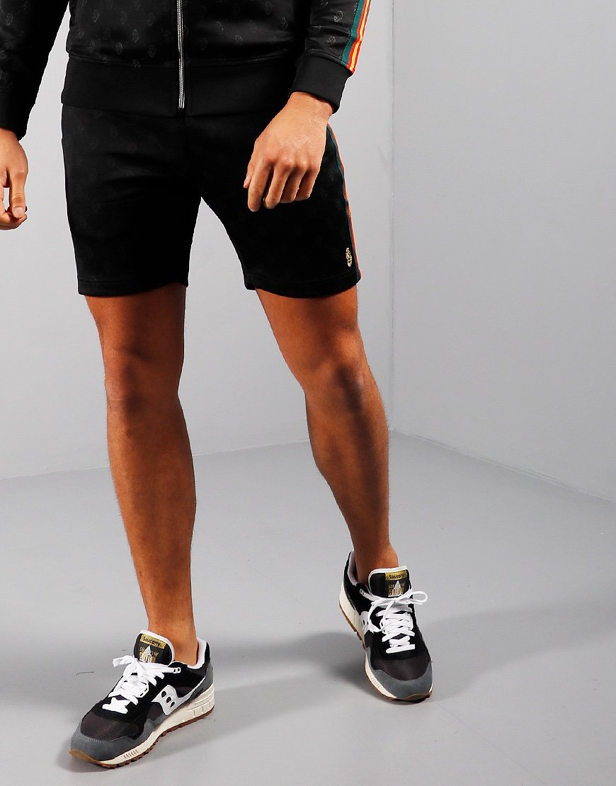 Luke 1977 Kid Dynamite Shorts Jet Black