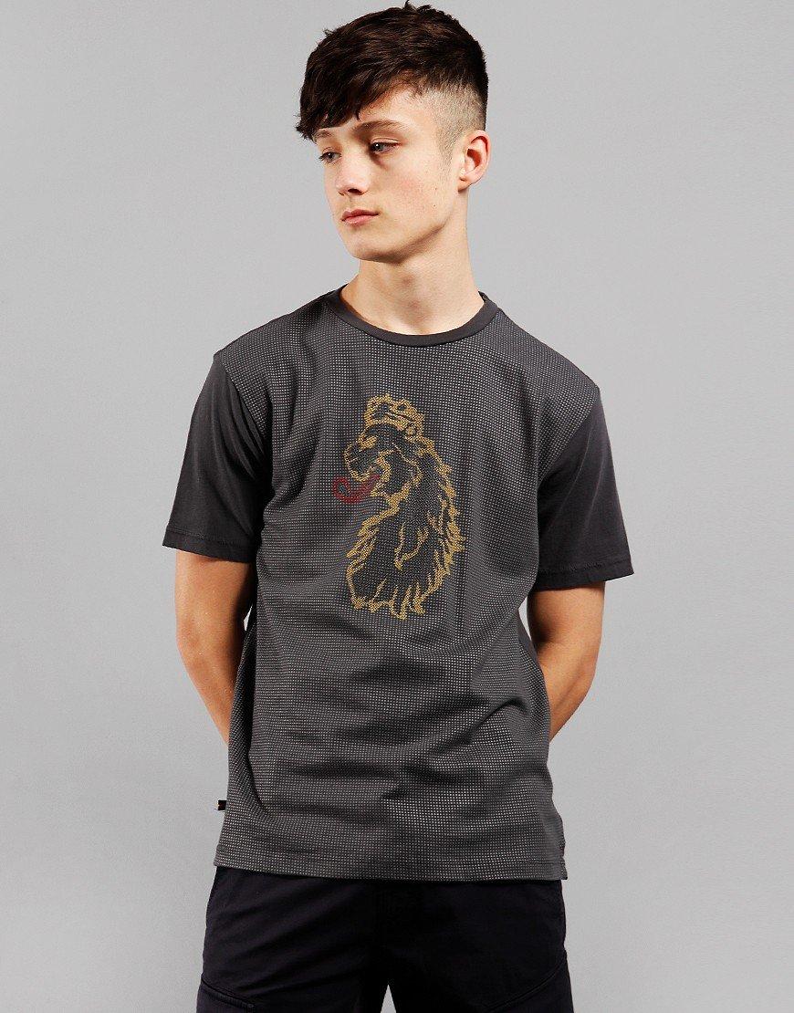 Luke 1977 Kids Spliono T-Shirt Charcoal
