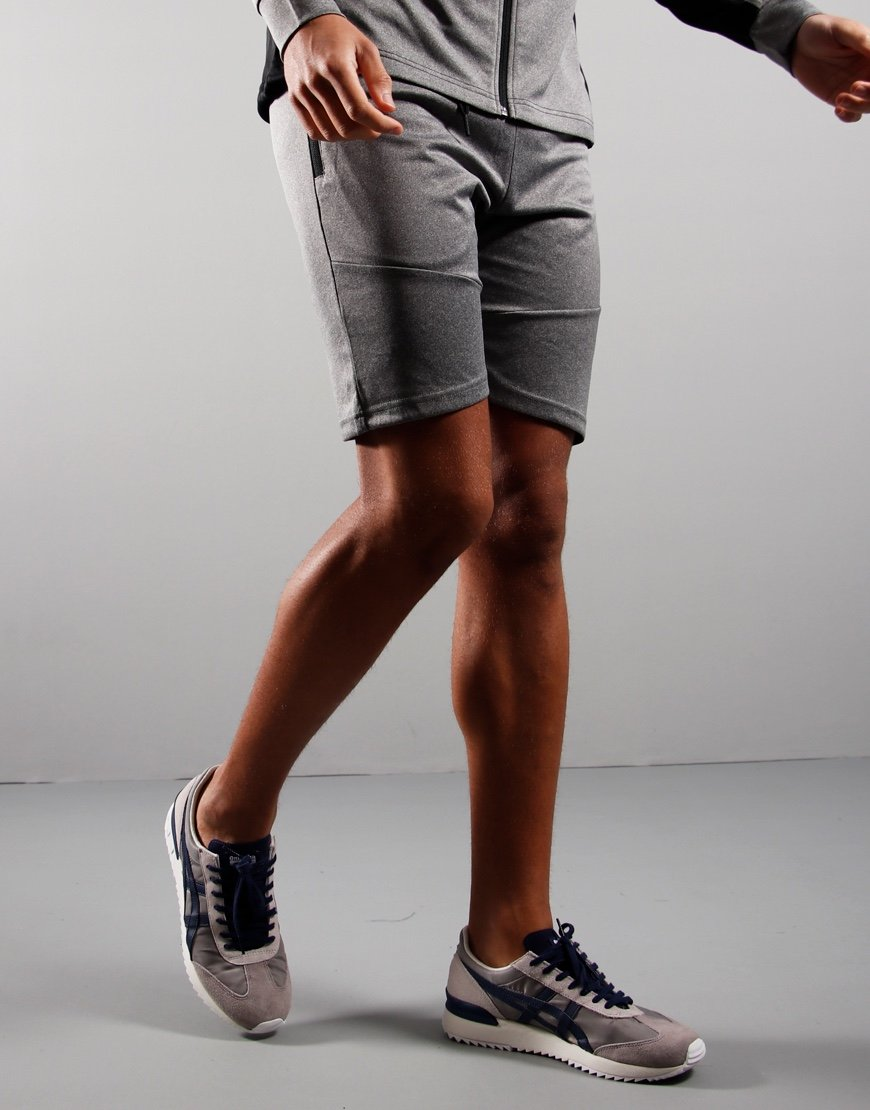 Luke 1977 Squatt Shorts Marl Grey
