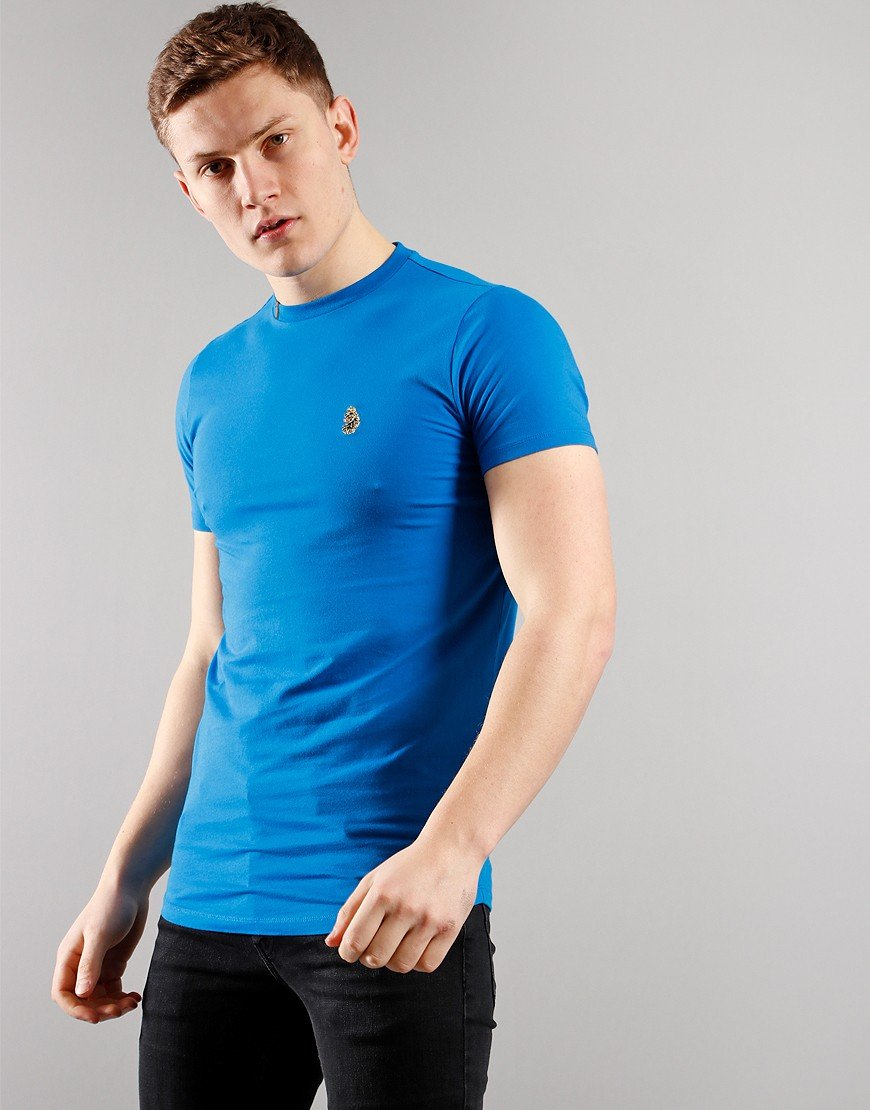 Luke 1977 Super Luke T-Shirt Belize Blue