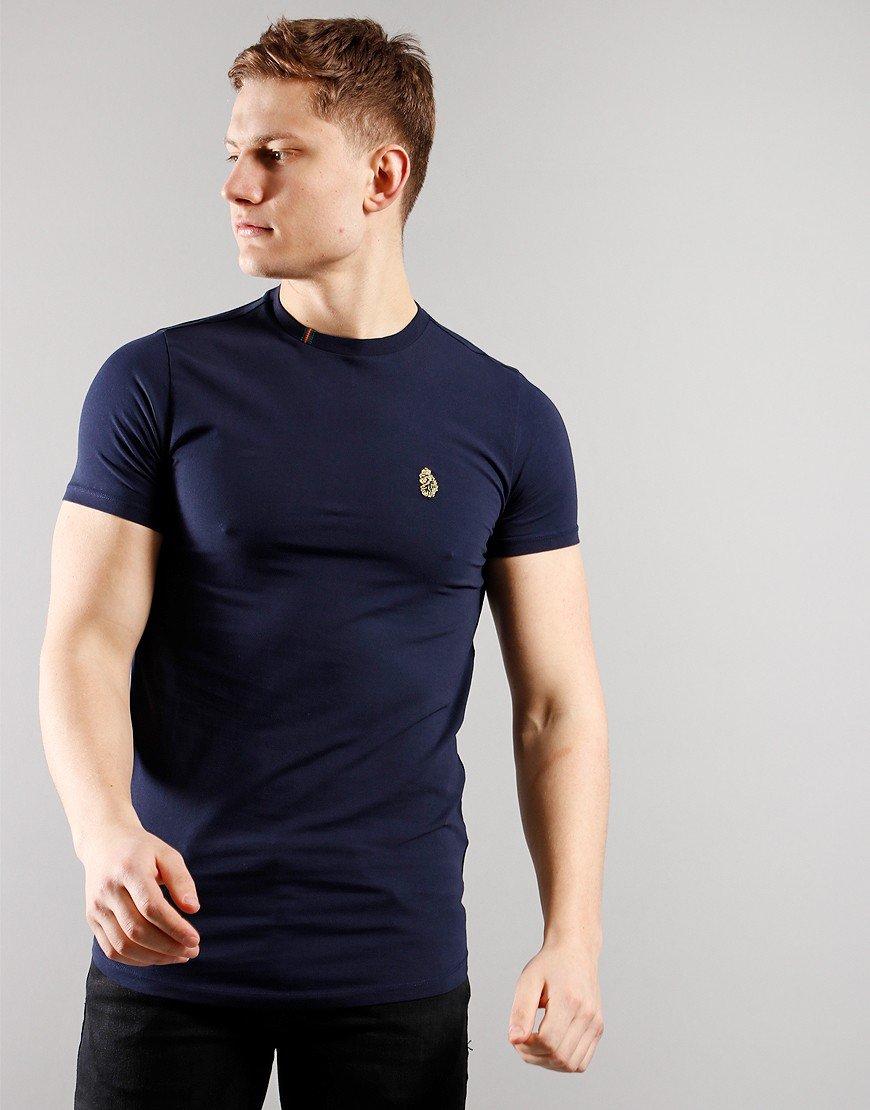 Luke 1977 Super Luke T-Shirt Dark Navy
