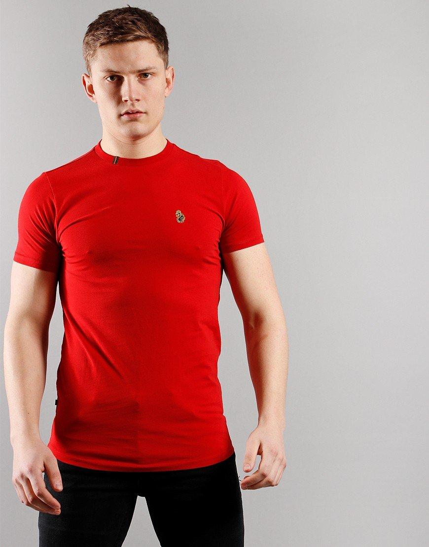 Luke 1977 Super Luke T-Shirt Tech Red