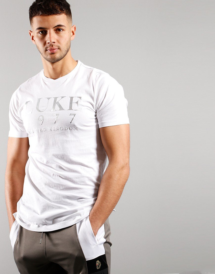 Luke 1977 Indentitee T-shirt White