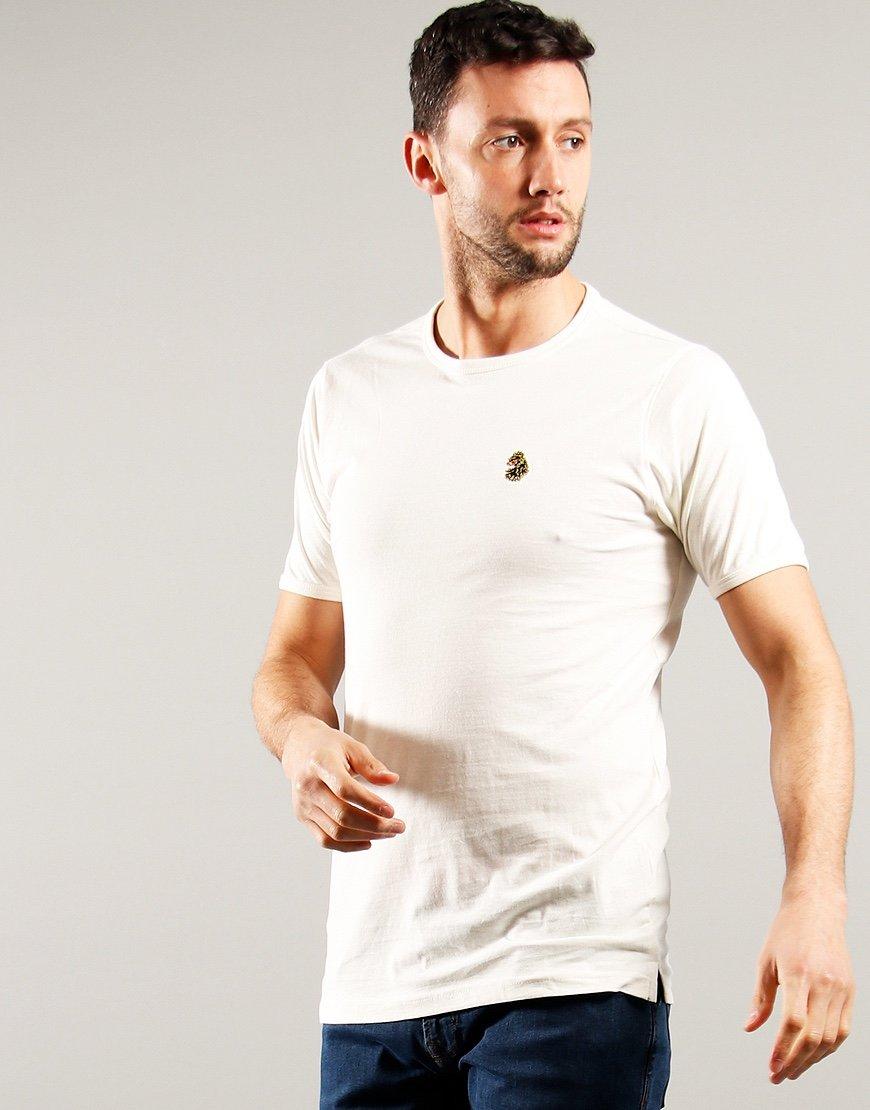 Luke 1977 Trouser OTM T-Shirt Down White