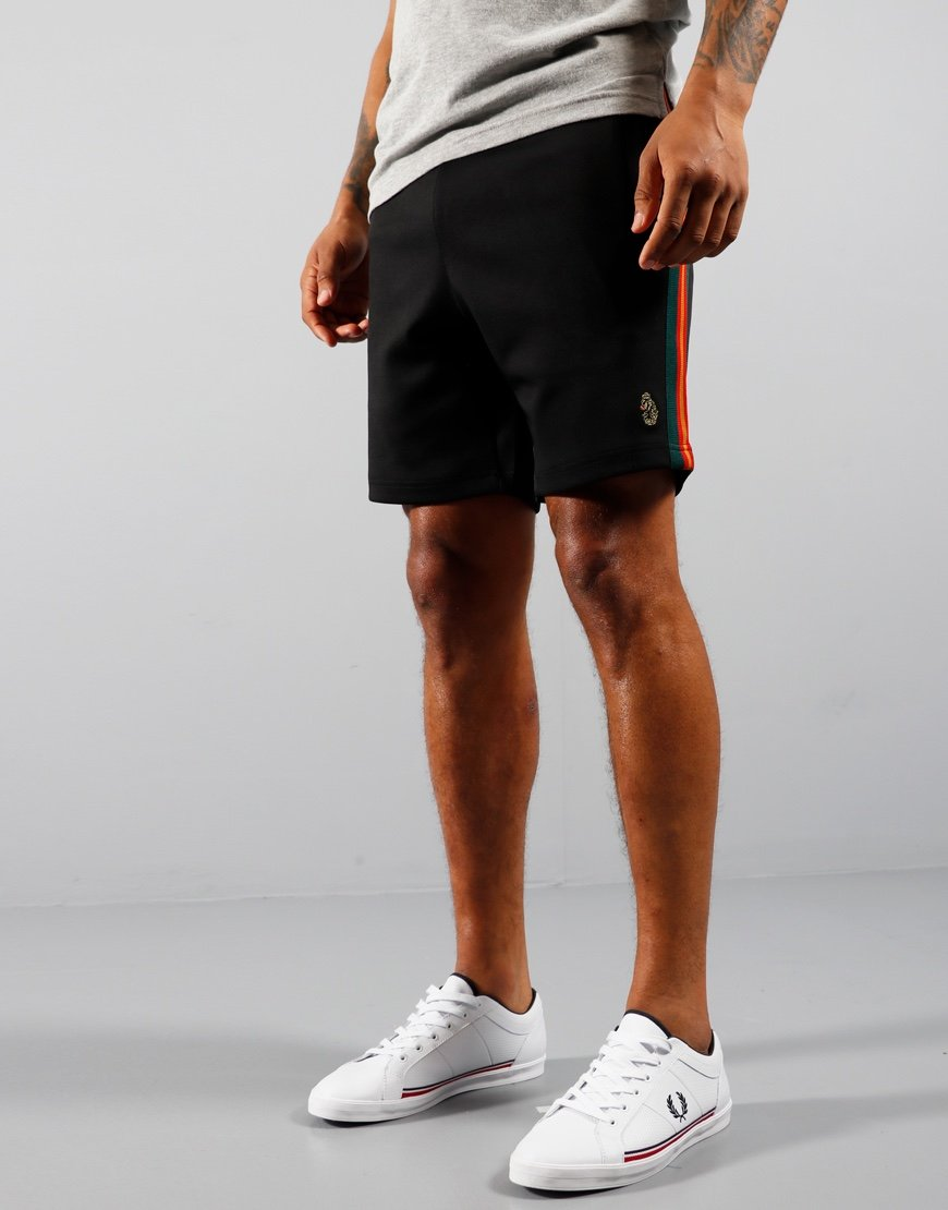 Luke 1977 Tyson Shorts Jet Black