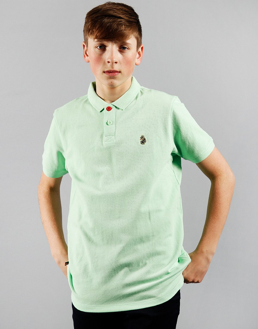 Luke 1977 Kids Williams Polo Shirt New Mint