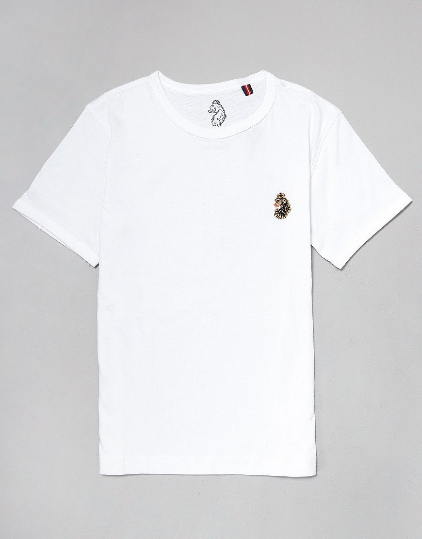 Luke 1977 Kids Trousersnake T-Shirt White