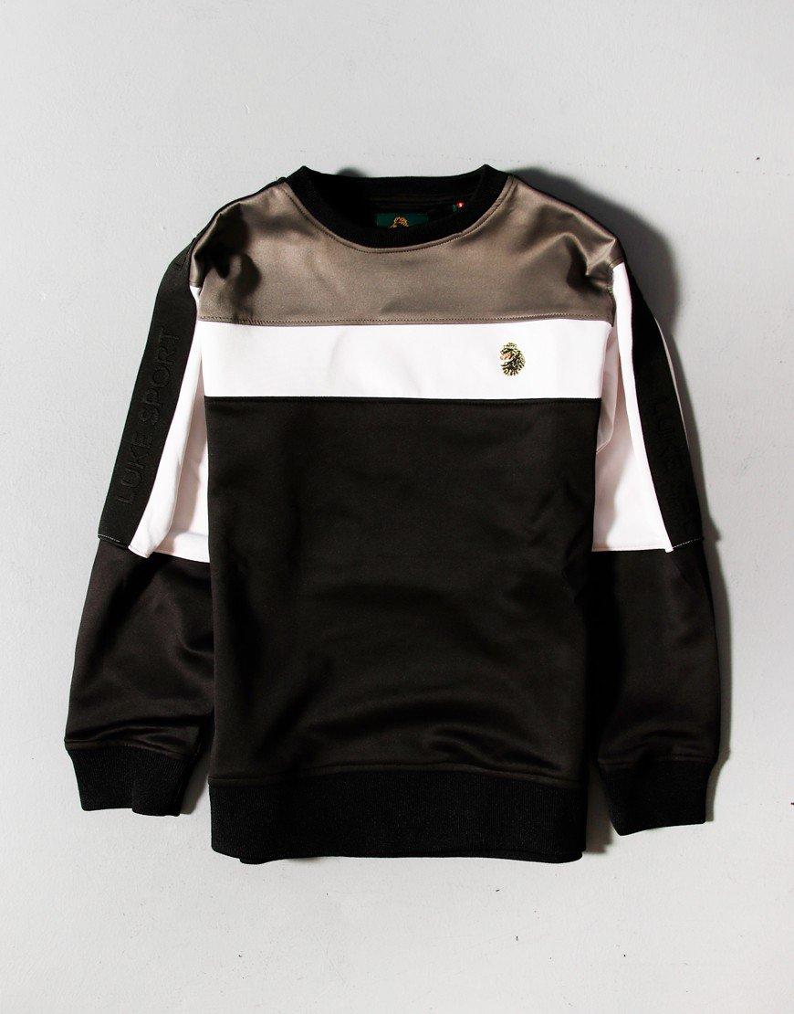 Luke 1977 Kids Loki Sweatshirt Black