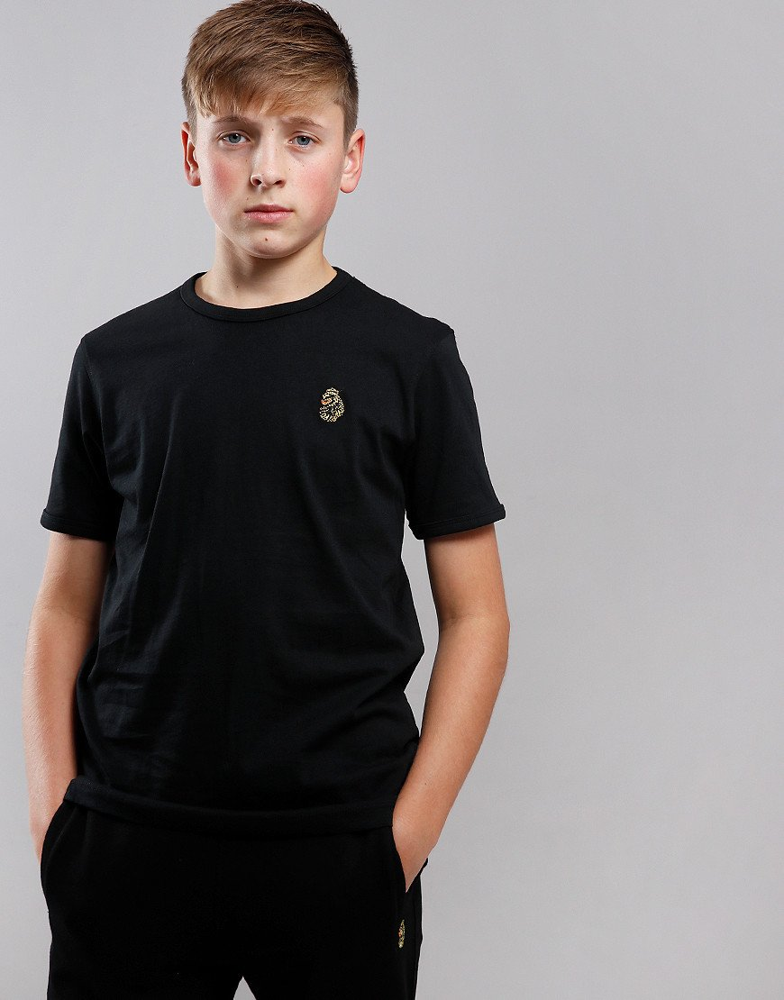 Luke 1977 Kids Trousersnake T-Shirt Black