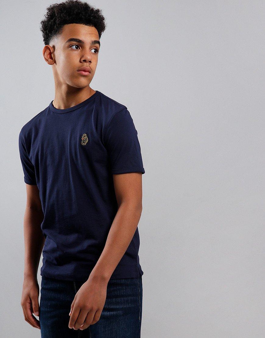 Luke 1977 Kids Trousersnake T-Shirt Navy