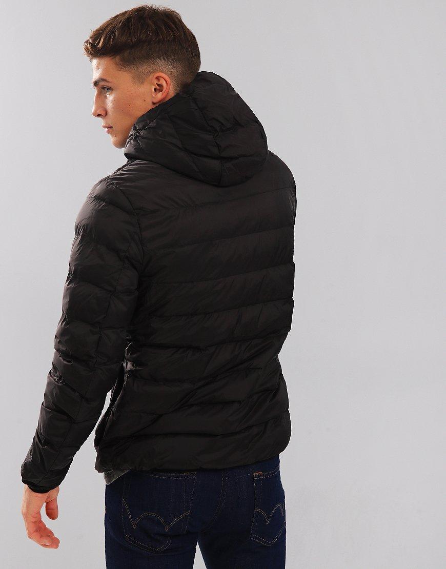 Lyle & Scott Lightweight Puffer Jacket True Black