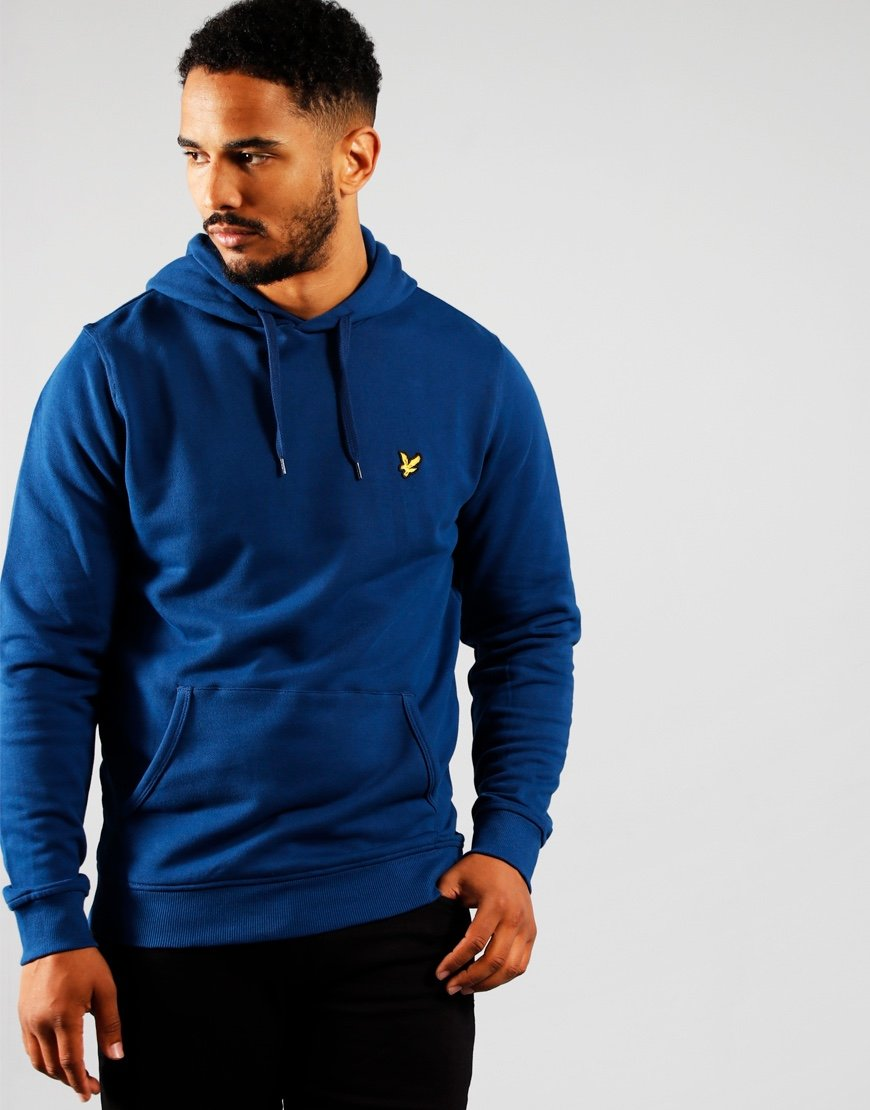 Lyle & Scott Pullover Sweat Indigo