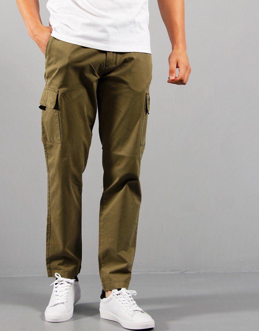 Lyle & Scott Cargo Trouser Lichen Green