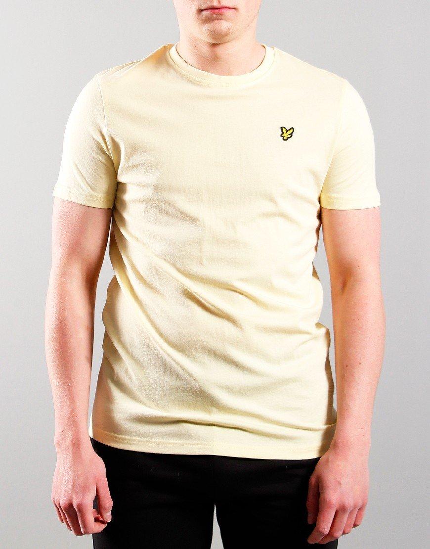 Lyle & Scott Junior Classic T-Shirt French Vanilla