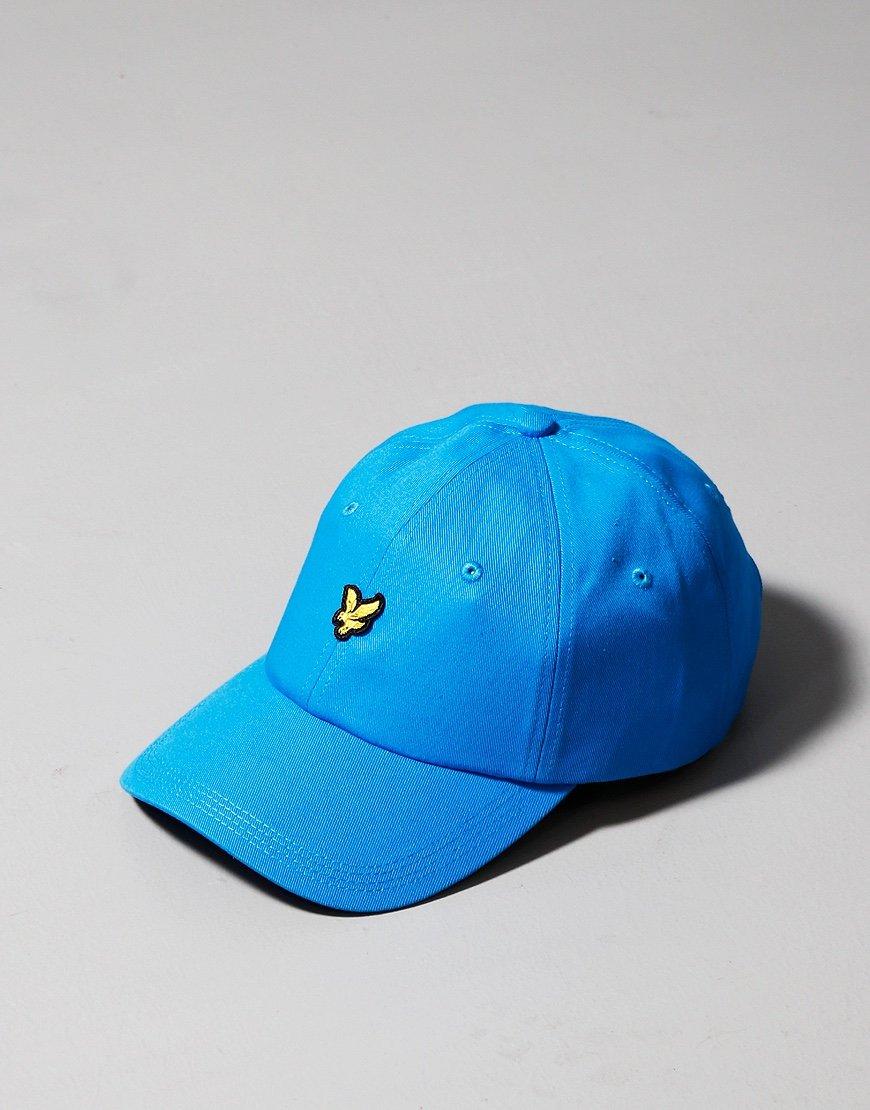 Lyle & Scott Baseball Cap Bright Royal Blue