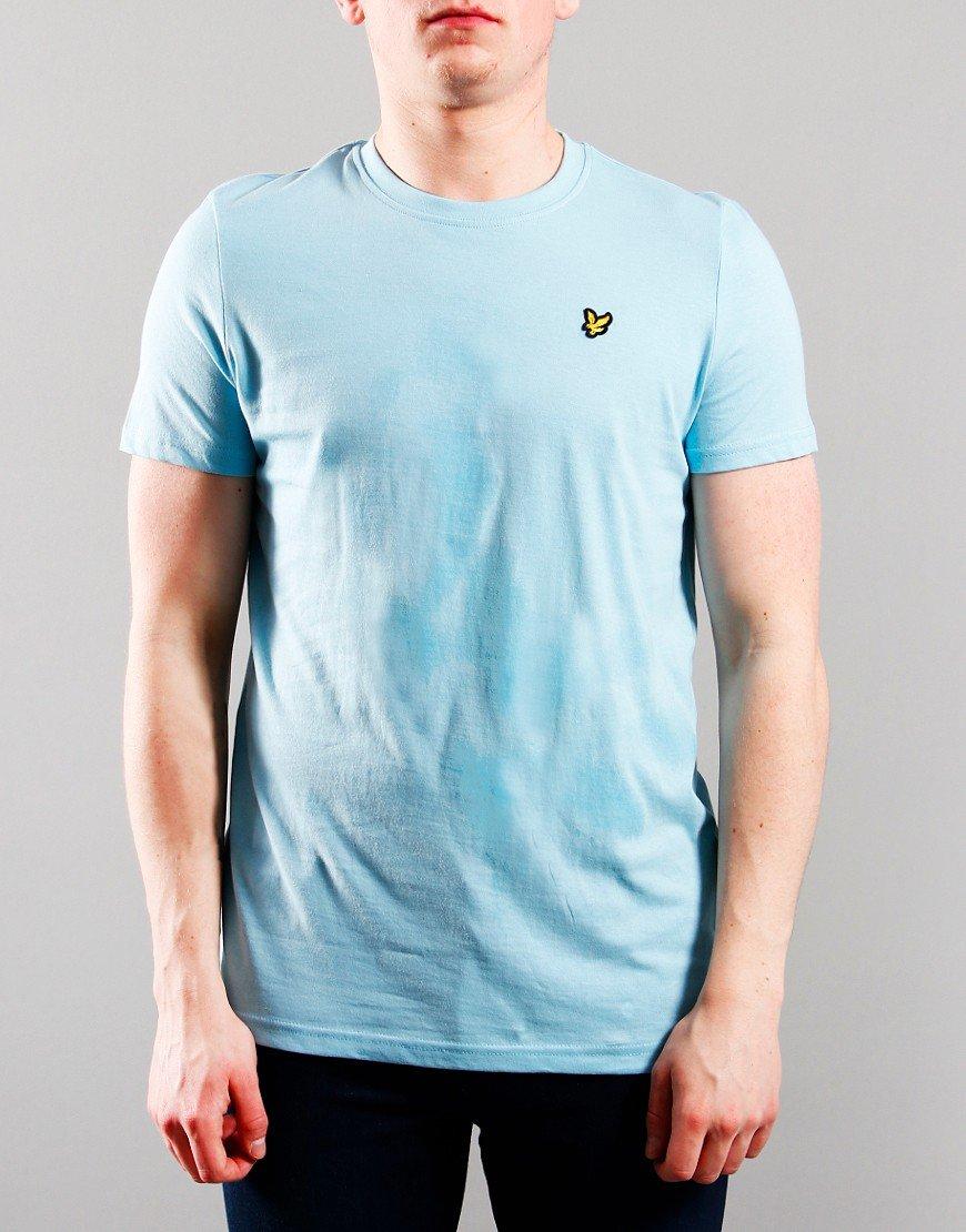 Lyle & Scott Junior Classic T-Shirt Sky Blue
