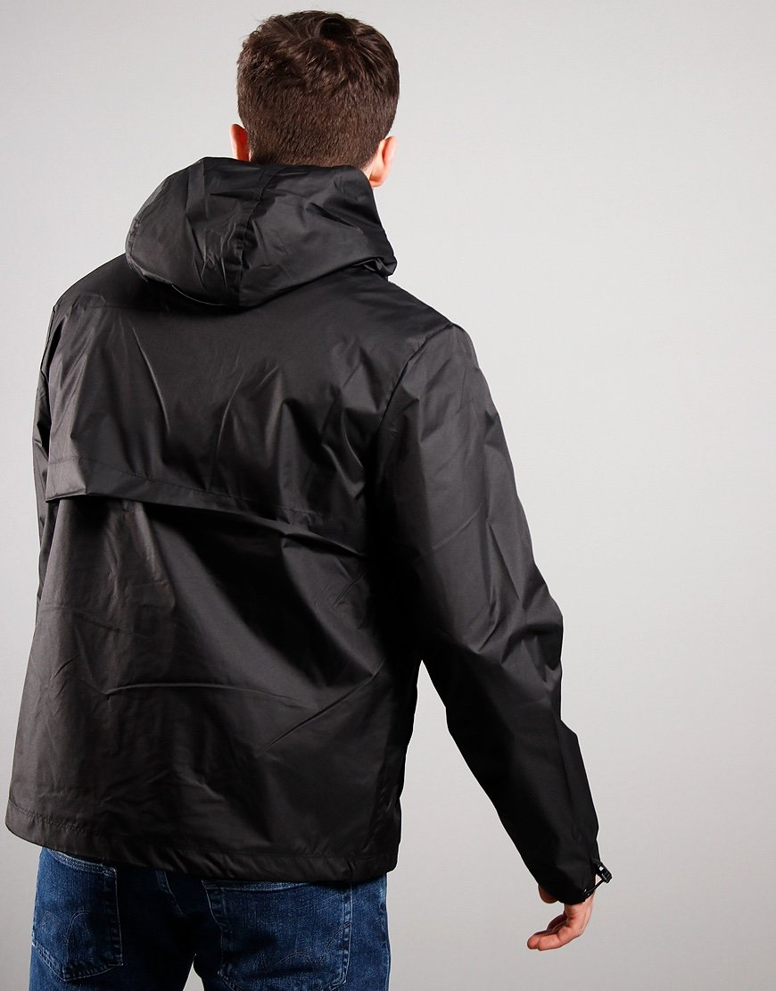 Lyle & Scott Dual Zip Jacket Jet Black
