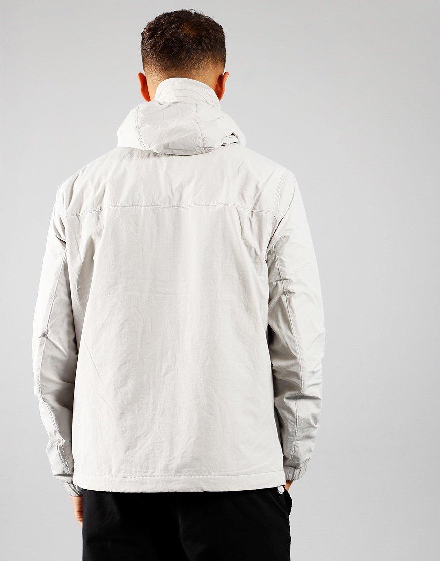 Lyle & Scott Hooded Pocket Jacket Grey Fog