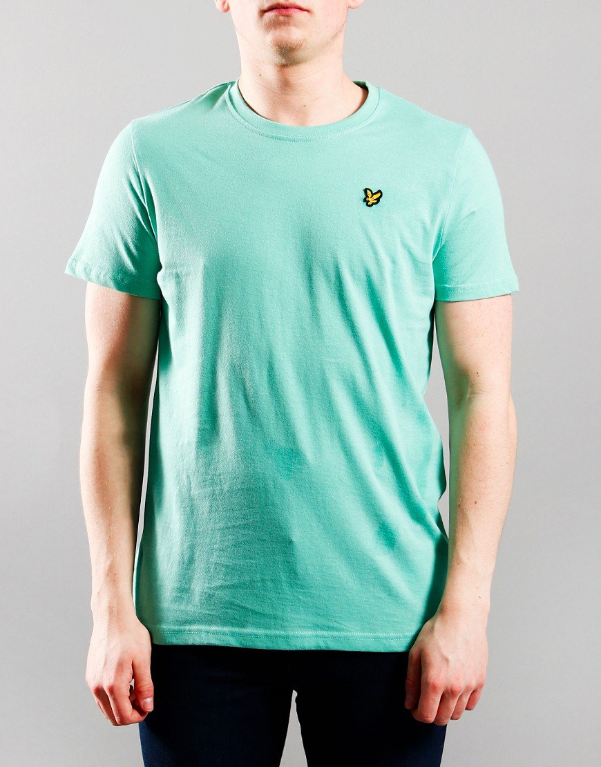 Lyle & Scott Junior Classic T-Shirt Neptune Green