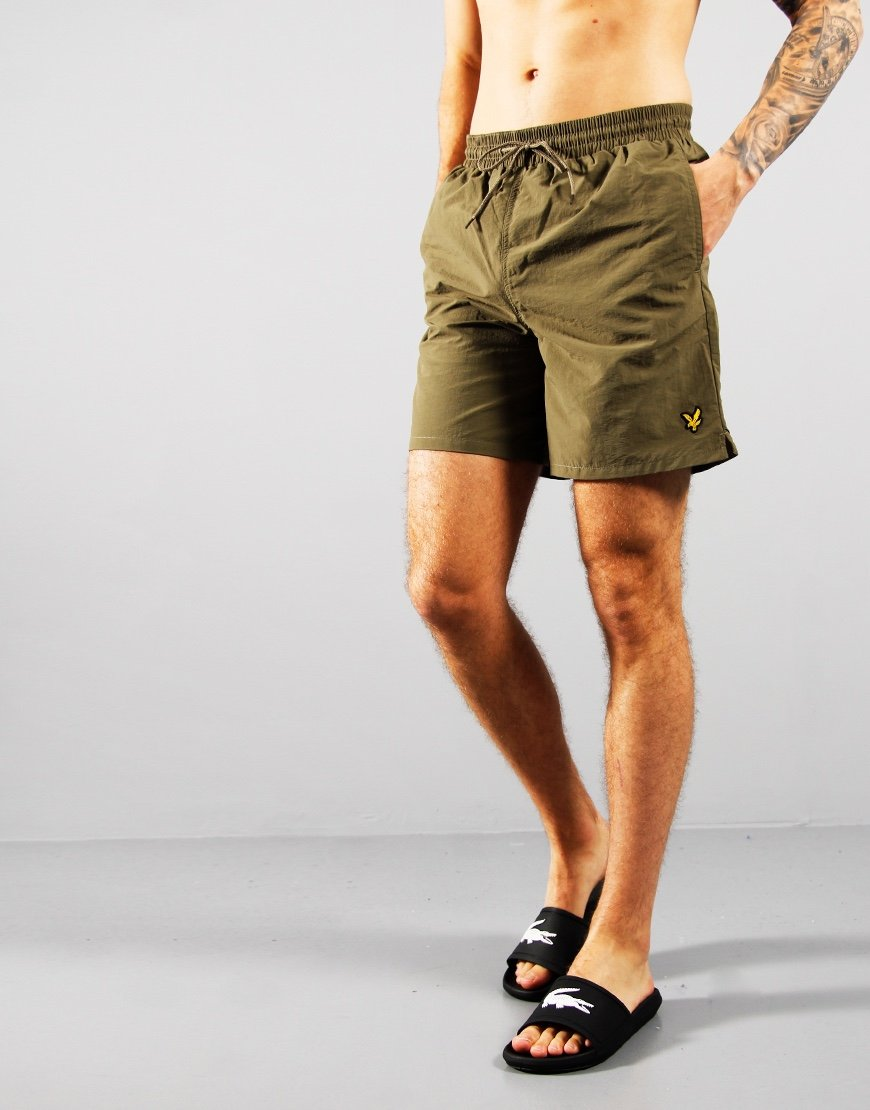 lyle and scott shorts