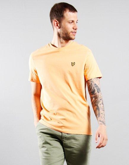 Lyle & Scott Plain T-Shirt Melon