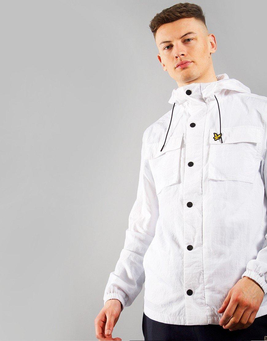 Lyle & Scott Pocket Jacket White