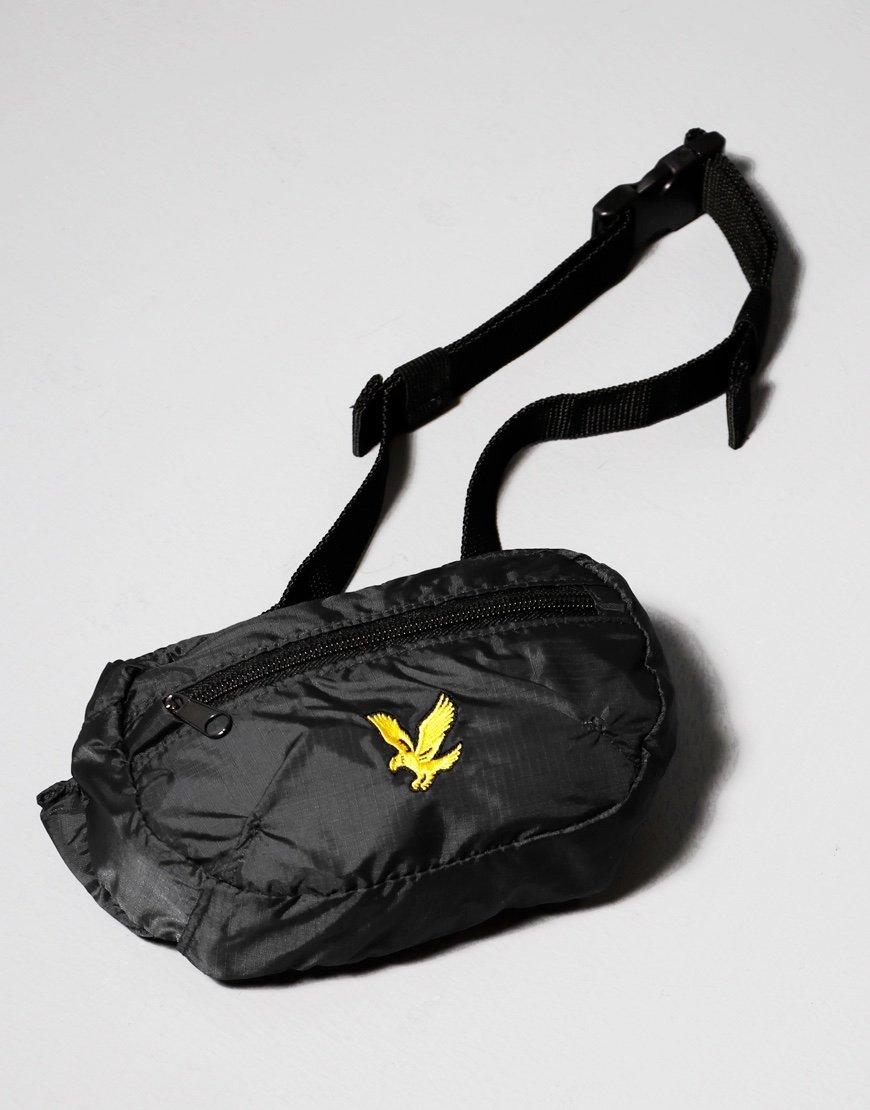 Lyle & Scott Ripstop Utility Bag Black
