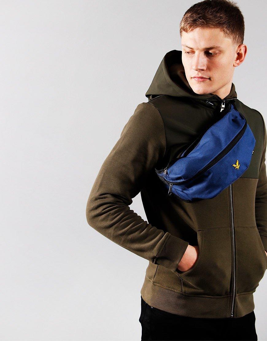 Lyle & Scott Cross Body Bag Indigo