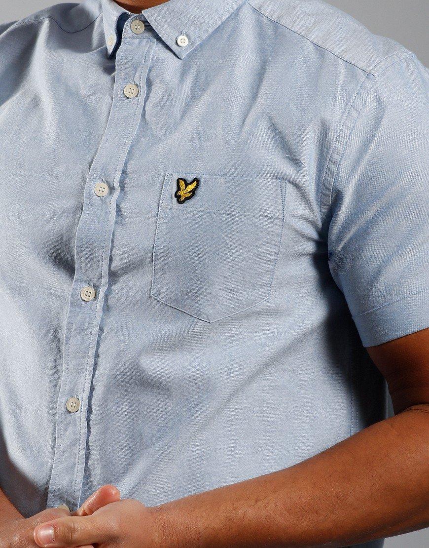 Lyle & Scott Oxford Shirt Riviera