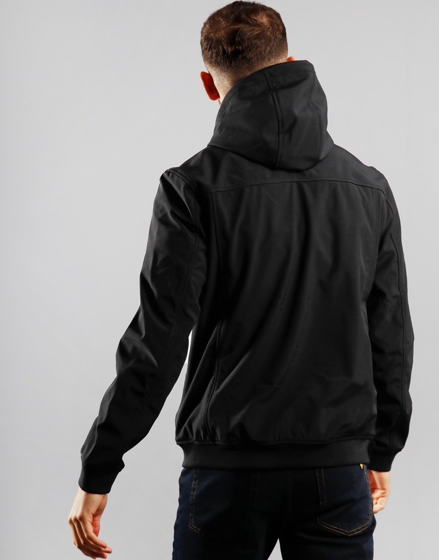 Lyle & Scott Softshell Jacket Black