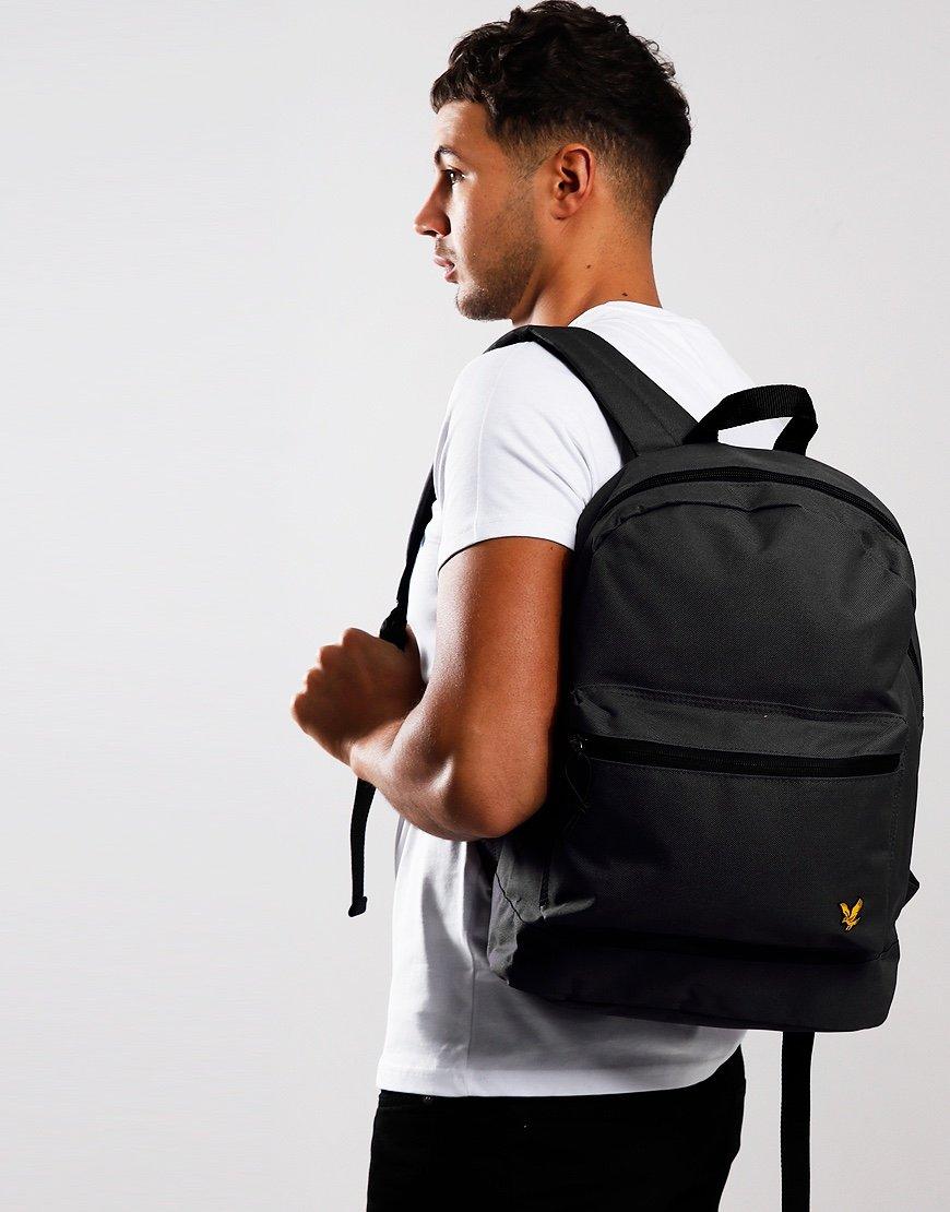 Lyle & Scott Backpack  True Black