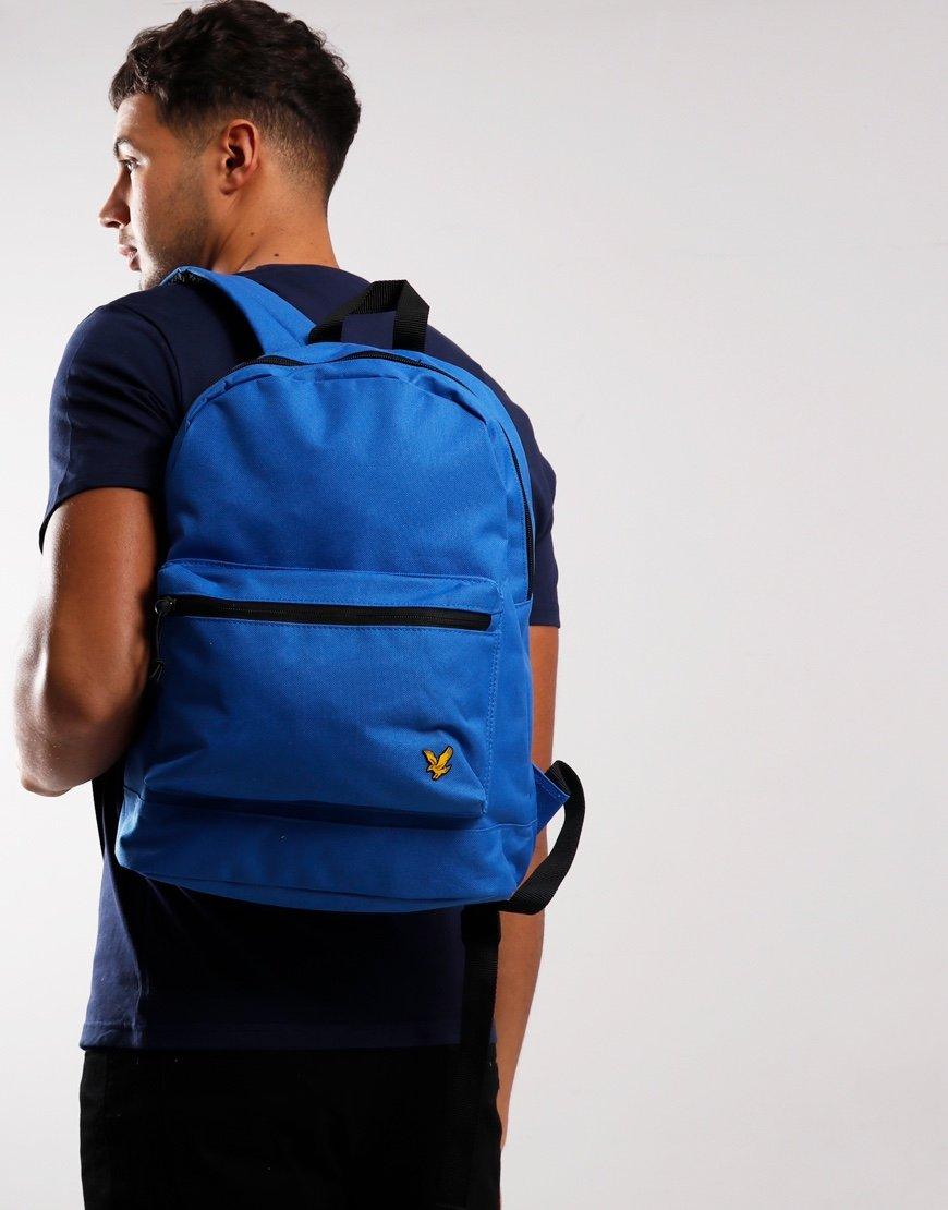 Lyle & Scott Backpack Lapis Blue