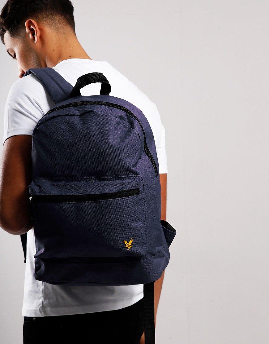 Lyle & Scott Backpack  Navy