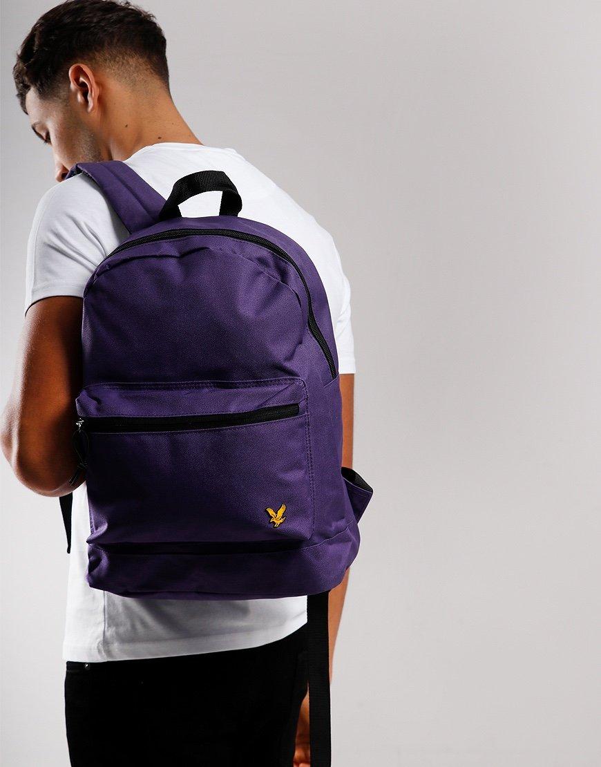 Lyle & Scott Backpack Violet