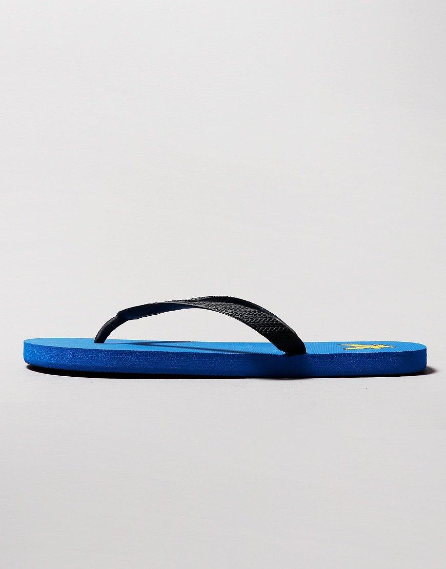 Lyle & Scott Flip Flops  Bright Royal Blue
