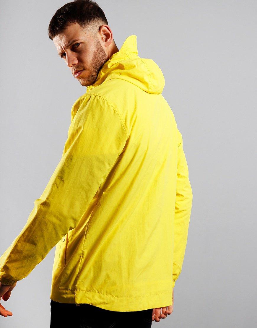 Lyle & Scott Hooded Jacket Buttercup Yellow