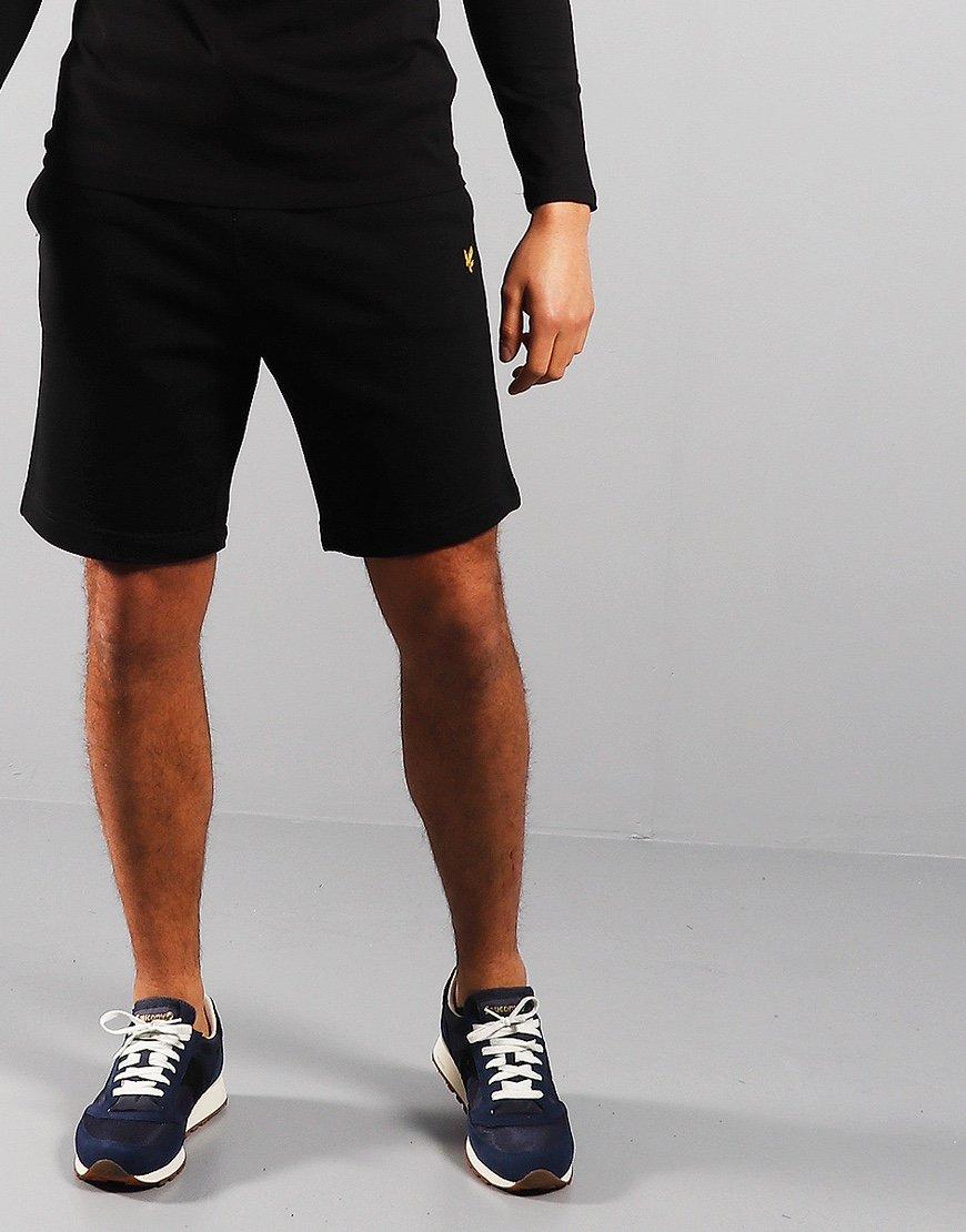 Lyle & Scott Sweat Shorts Jet Black