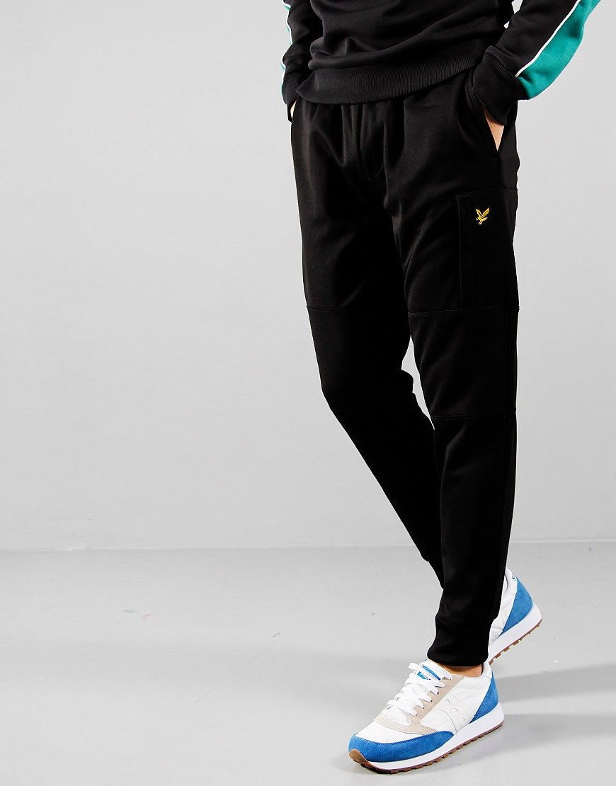 Lyle & Scott Pocket Sweat Pants True Black