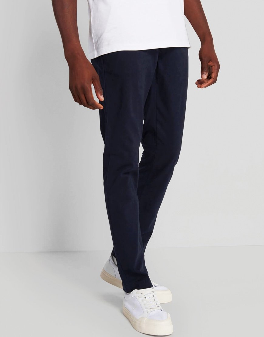 Lyle & Scott Skinny Chinos Dark Navy