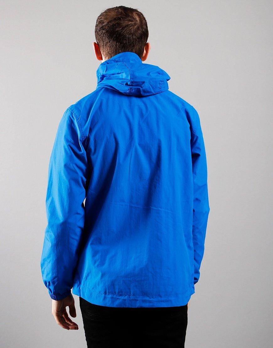 Lyle & Scott Hooded Jacket Bright Cobalt