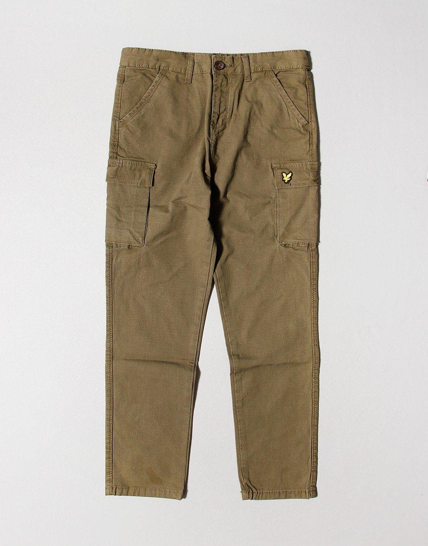 Lyle & Scott Junior Cargo Trouser Ivy