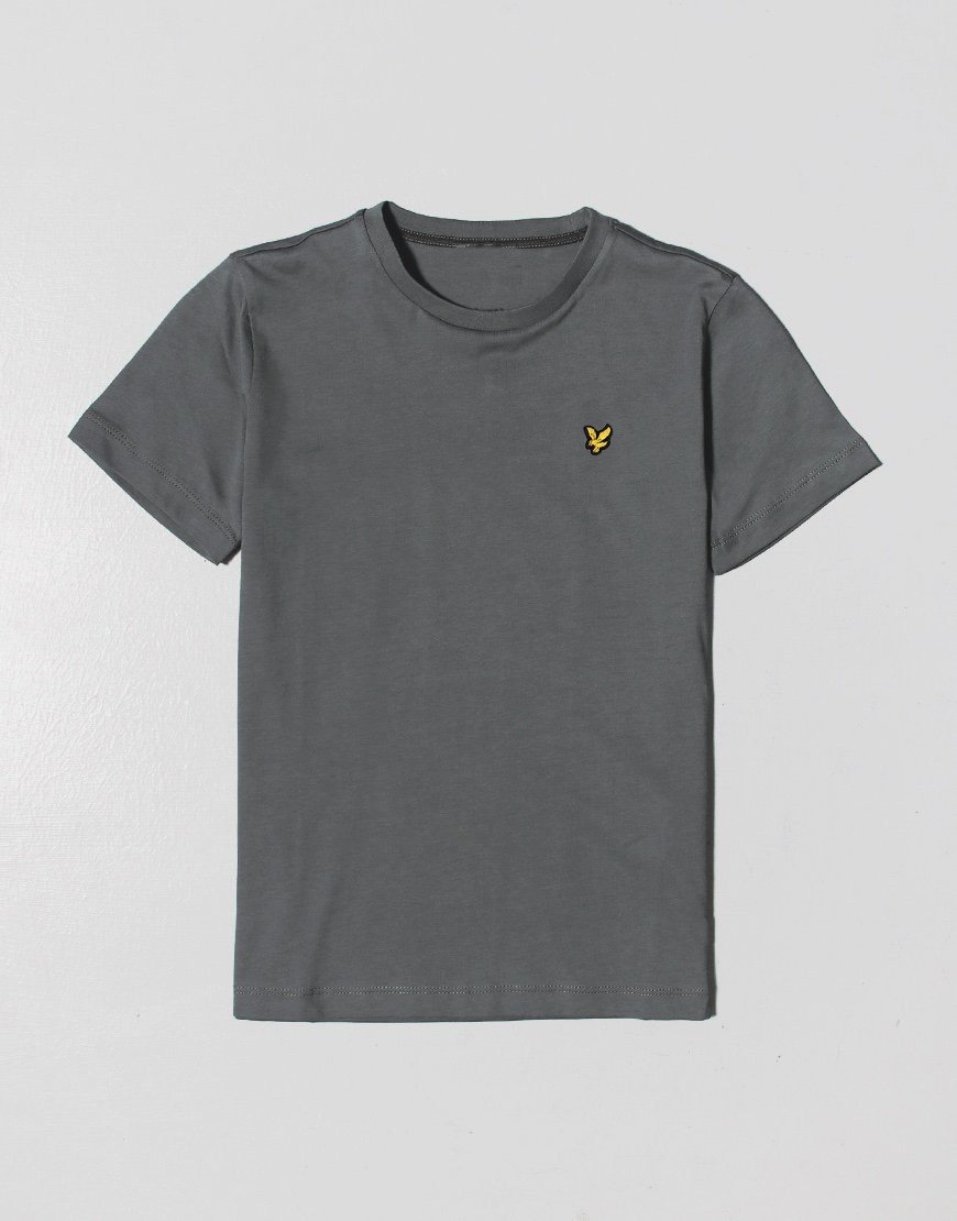 Lyle & Scott Junior Classic T-Shirt Castlerock