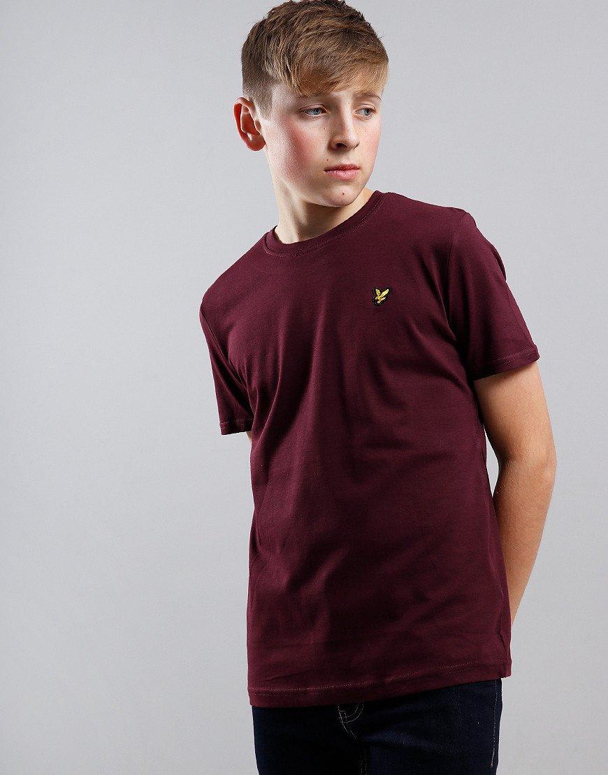 Lyle & Scott Junior Classic T-Shirt Winetasting