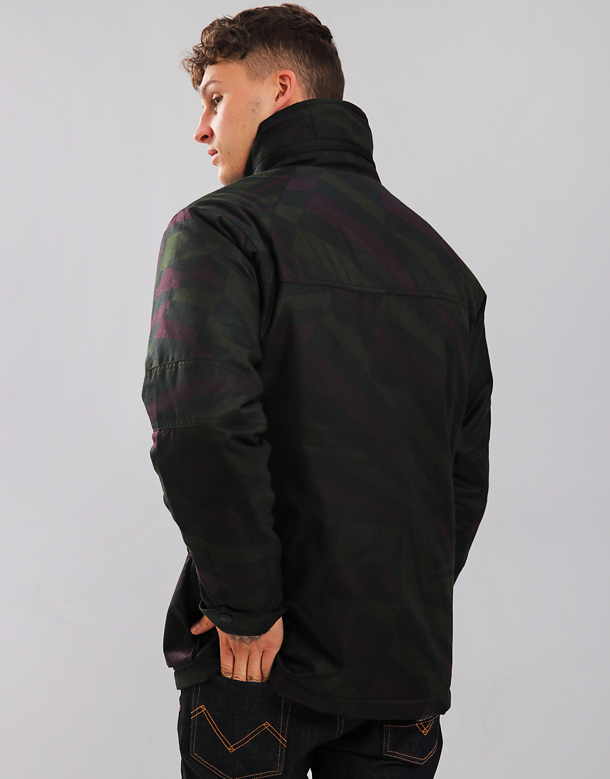 MA.Strum Limited Edition Torch Jacket Dazzle Camo
