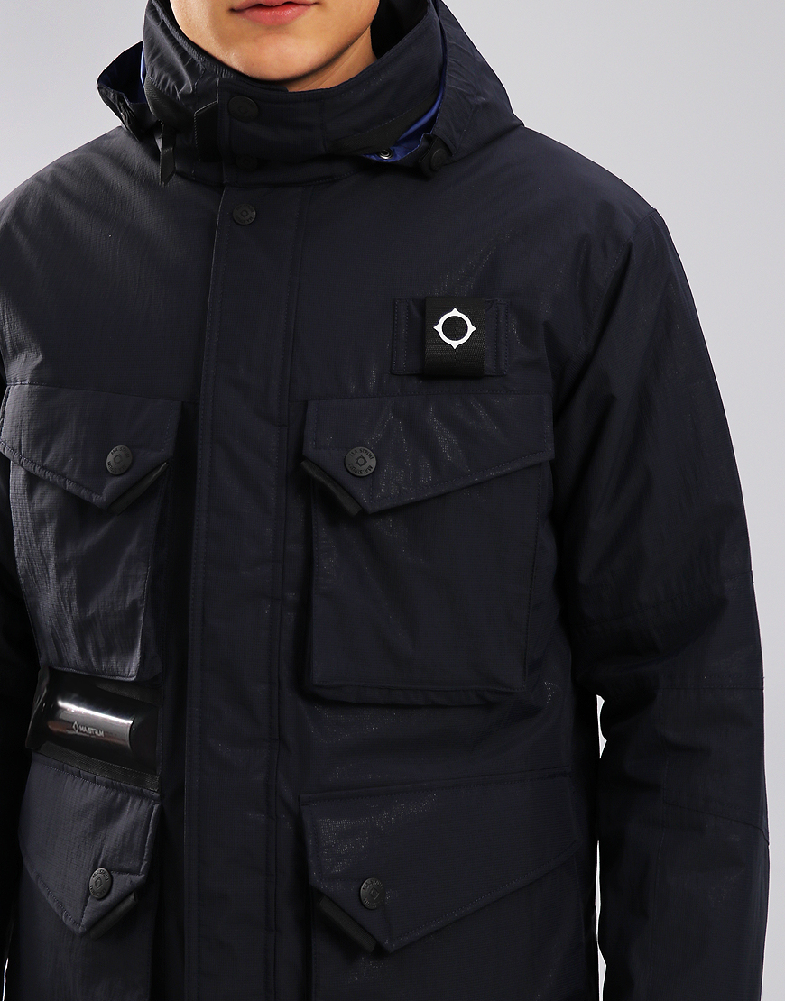 MA.Strum Limited Edition Torch Jacket True Navy
