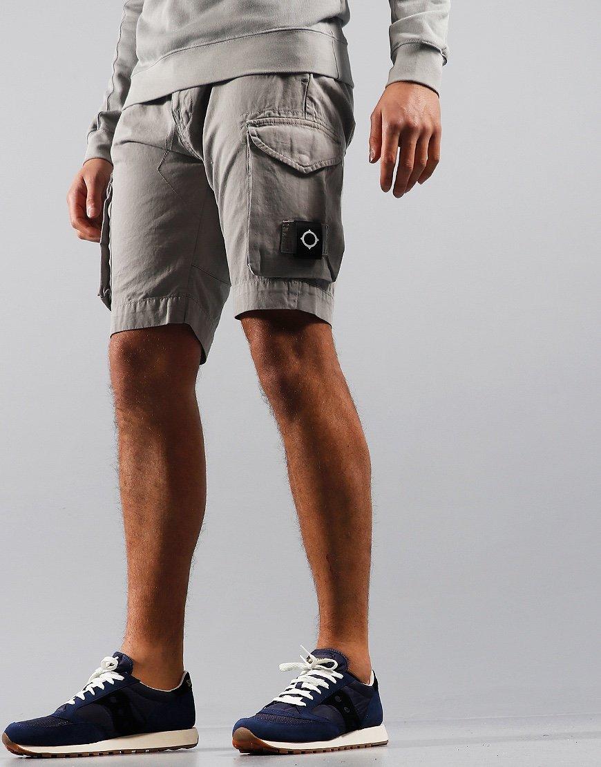 MA.Strum Garment Dyed Cargo Shorts Quicksilver